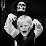 Halloween Gruselfotos | Benjamin Vetter